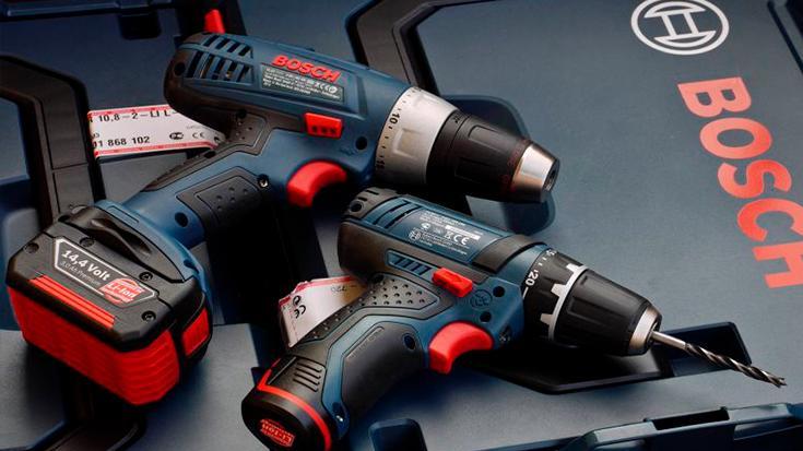 Bosch - первое место в рейтинге электро инструментов