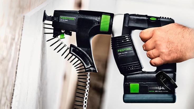 Festool - лучшие электроинструменты для деревообработки